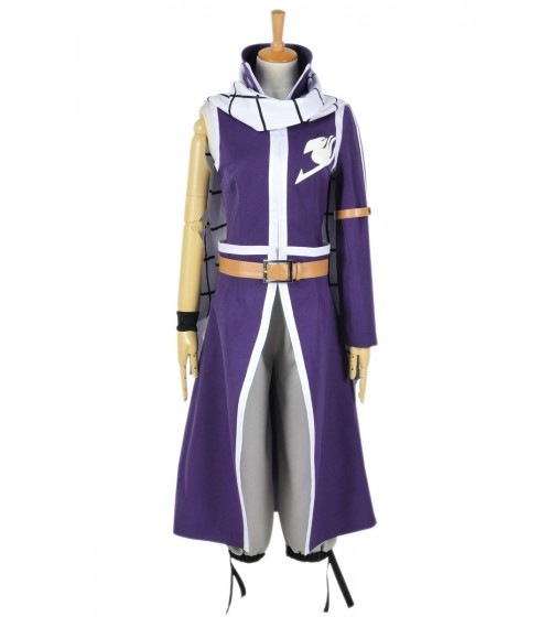 Fairy Tail Cosplay Natsu Dragneel Fasching Kostüme Uniform