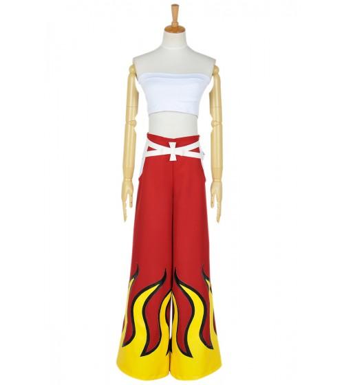 Fairy Tail Titania Elsa Scarlett Uniform