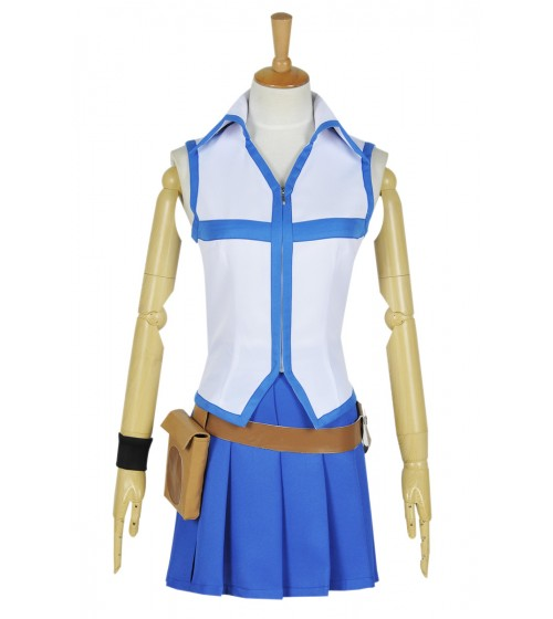 Fairy Tail Magierin Lucy Heartfilia Uniform