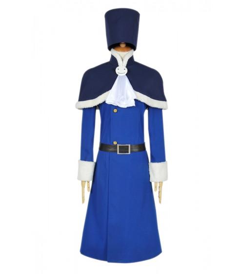 Fairy Tail Juvia Loxar Uniform