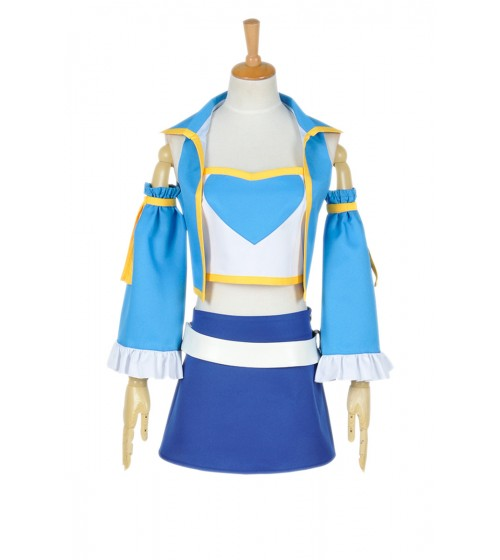 Fairy Tail Lucy Heartfilia Uniform