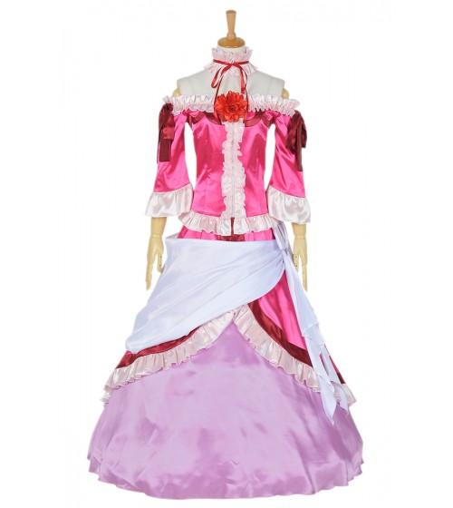 Fairy Tail Lucy Heartfilia Abendkleid