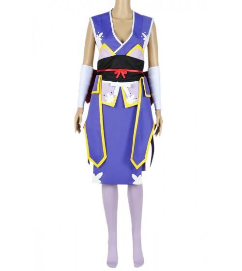 Fairy Tail Robe Of Yūen Elsa Scarlett Kimono
