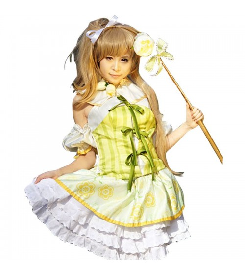 Love Live Cosplay Kotori Minami Kleid