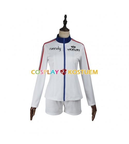 Prince of Stride Yagami Riku Cosplay Kleidung oder Kleider weiß