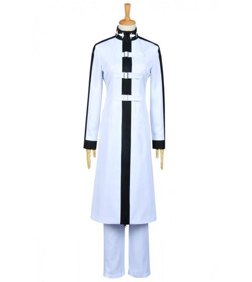 Fairy Tail Jellal Fernandez Weiß Uniform