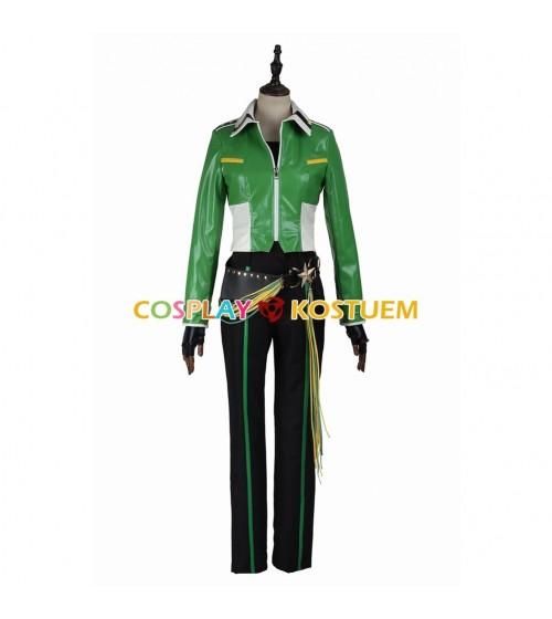 Ensemble Stars Midori Takamine  Cosplay Kleidung oder Kleider  grün